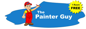 The Painter Guy Logo